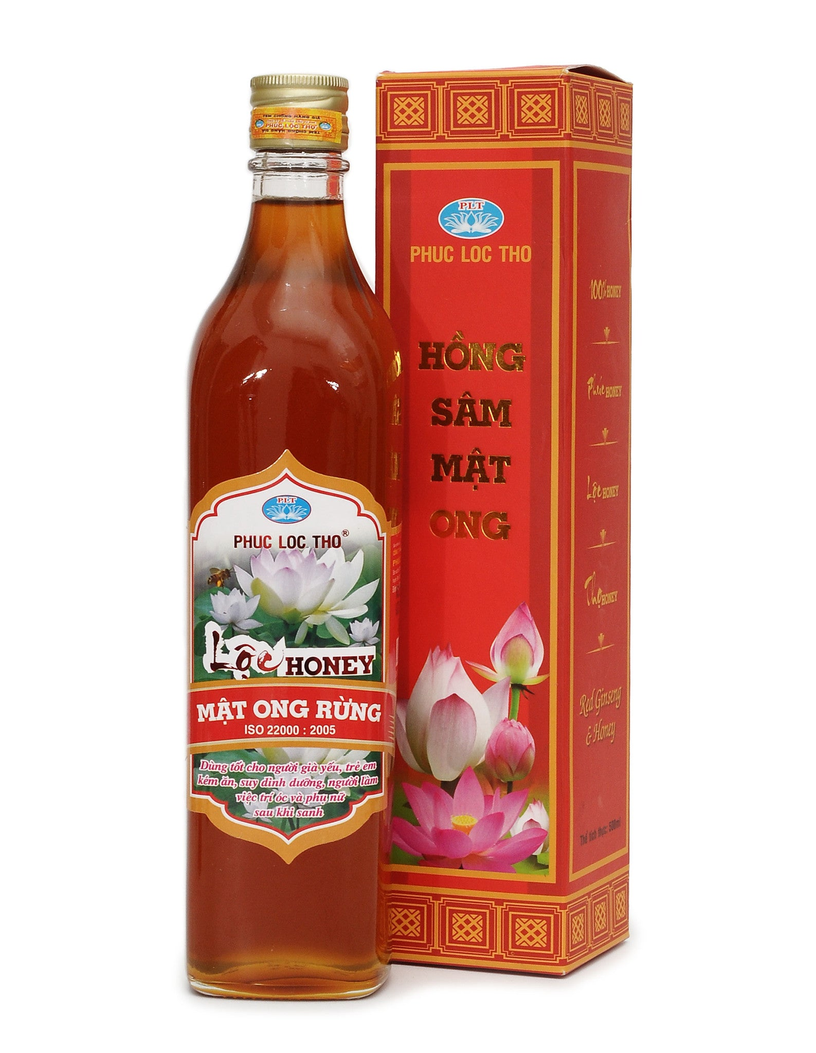 Phuc Loc Tho – Vietnam Forest Honey – Pure 100% Forest Honey