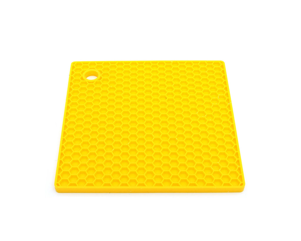 Non-slip Silicone Pot Holder Cup Heat Resistant Mat Insulation Mats Placemat
