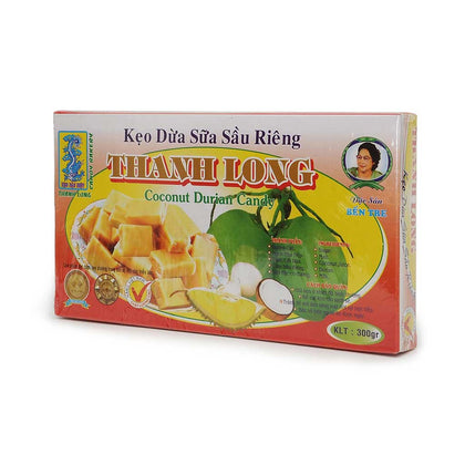 Thanh Long Vietnamese Coconut Candy -Vietnam Ben Tre 's Specialties