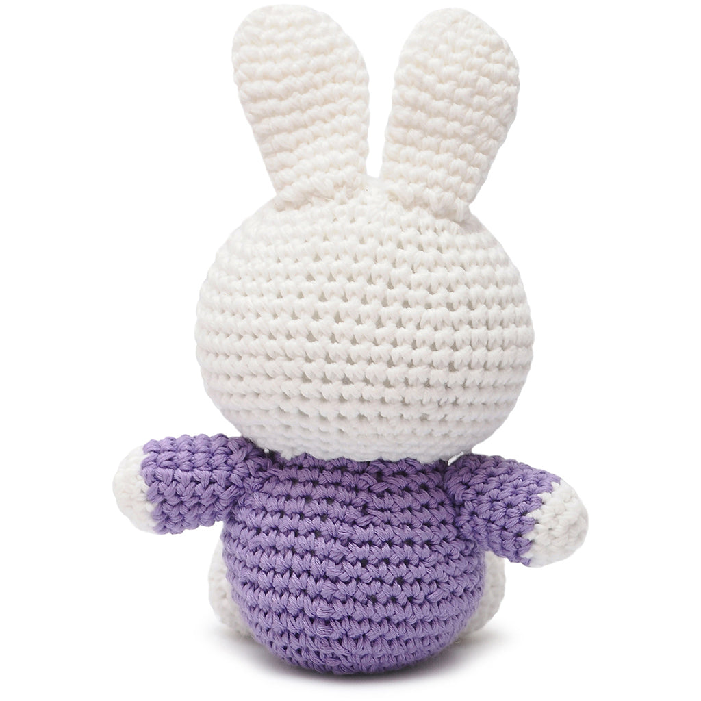 Classic Crochet Bunny Pattern for Easter - One Dog Woof | 1024x1024