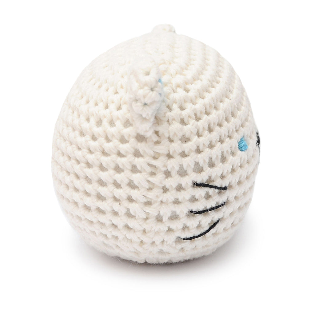 Big Ball Cat Toy free crochet pattern | Crochet cat toys, Crochet ... | 1024x1024