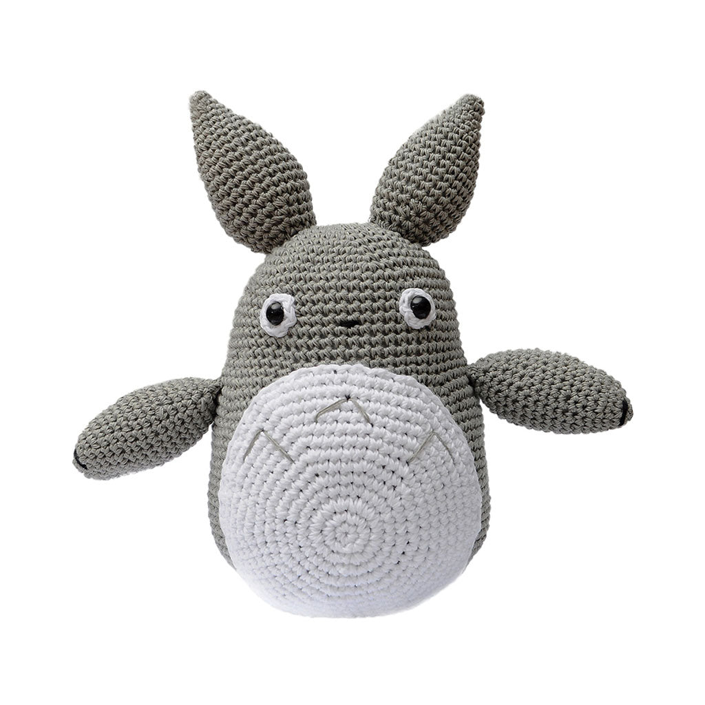 Musings of an Average Mom: Free Totoro Crochet Patterns | 1024x1024