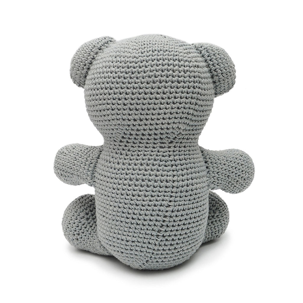 Naptime Bear Free Crochet Patterns | 1024x1024