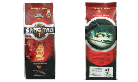 Trung Nguyen Ground Coffee Creative 1 2 3 4 5 Robusta Culi Arabica 12oz