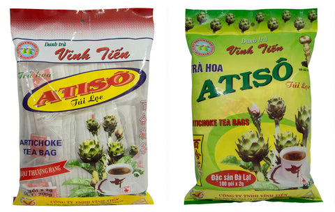 Artichoke Tea Bag 100 bags x2g (7.0oz) Healthy Fragrant Beautiful Skin