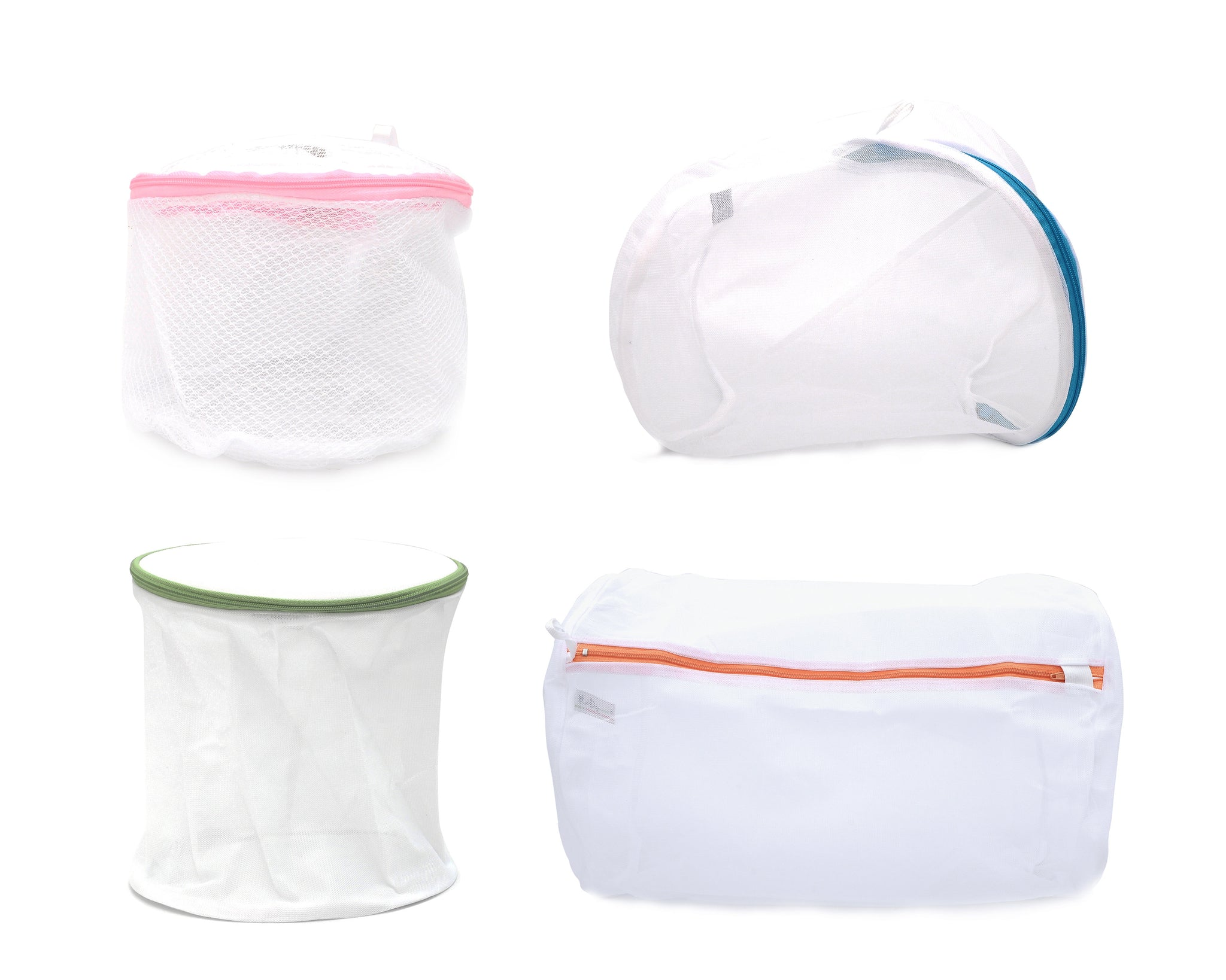 Laundry Zipper Mesh Washing Bags For Delicate Lingerie Socks Clothes Laundry