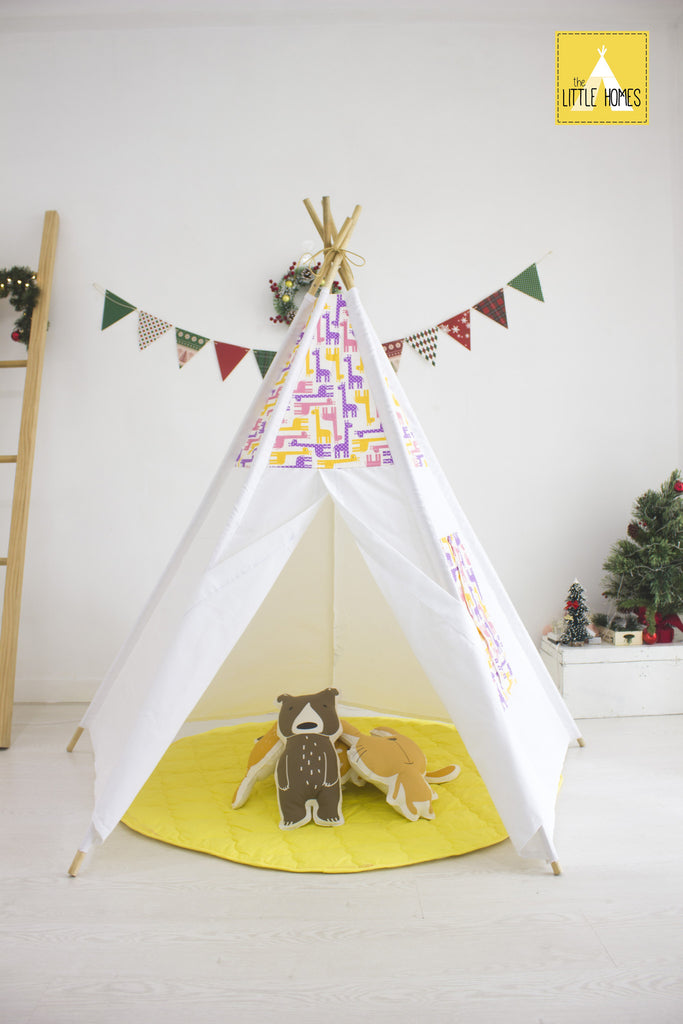 Children's Teepee Playtent