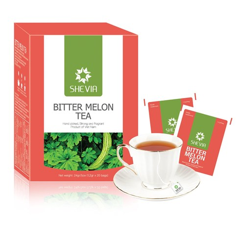 Shevia Tea Box Vietnamese Tea