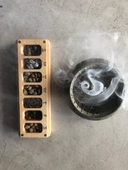 Incense Burning Methods