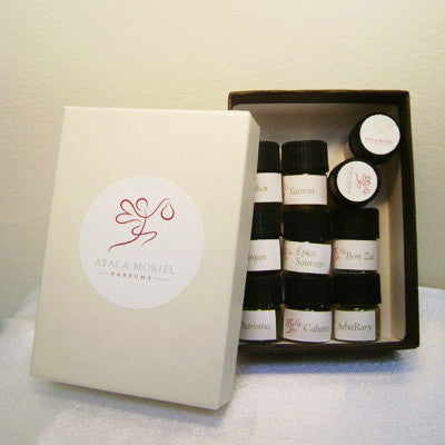 Chypre Sampler Set