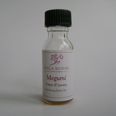 Megumi Anointing Body Oil