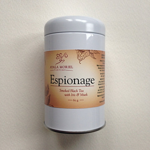 Espionage Tea