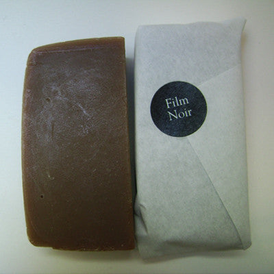Film Noir Soap Bar