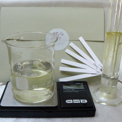 Personalized Perfume Making workshop