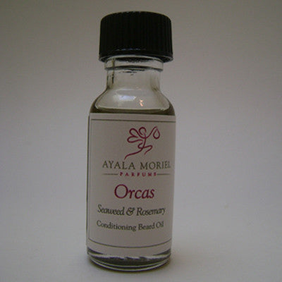 Orcas Beard Oil