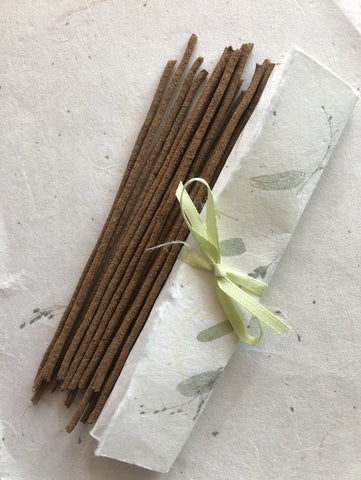 Snow on a Bough (Bois d'Hiver Winter Solstice) Incense Sticks