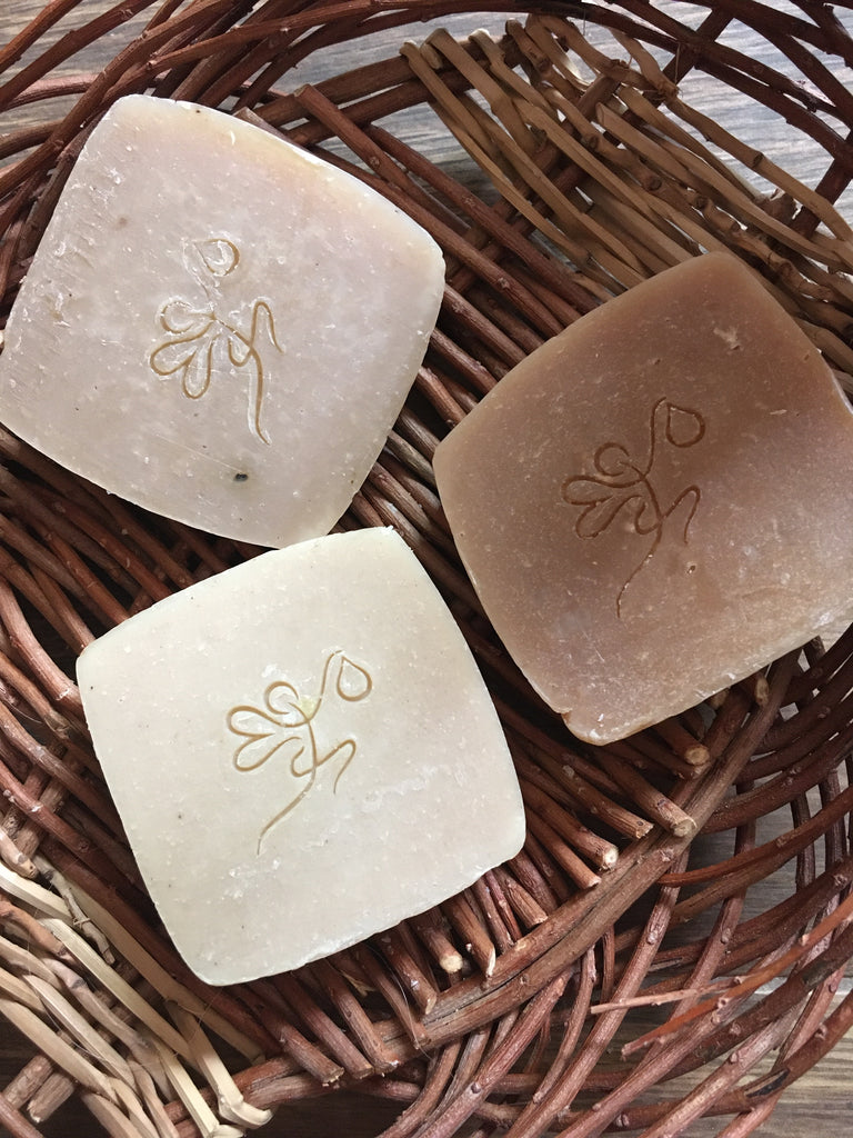 Soap Trio for Rosh HaShana