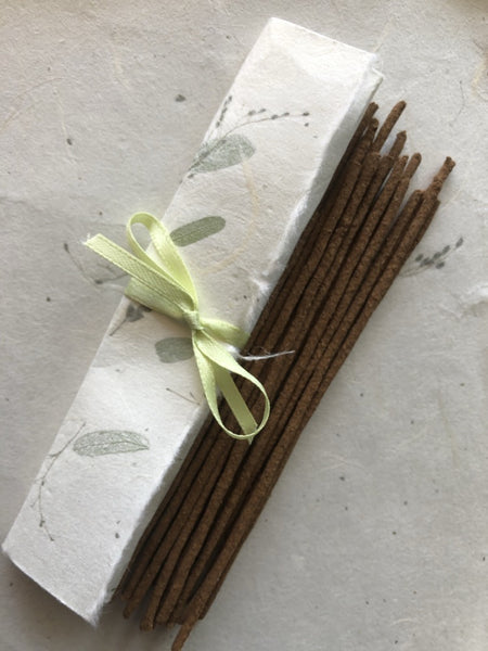Bois d'Hiver Incense Sticks Winter Solstice