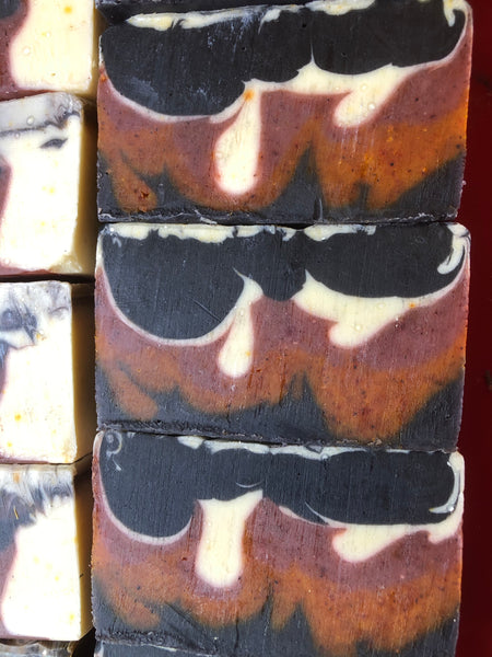 Black Licorice Limited Edition Soap Bar