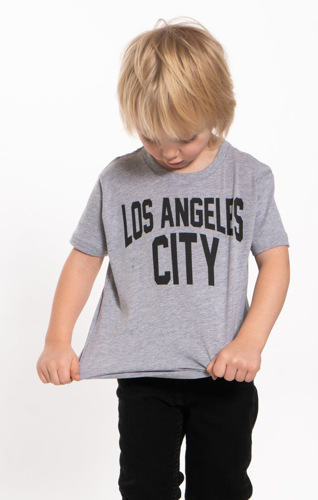 Los Angeles City Toddler by The Laundry Room