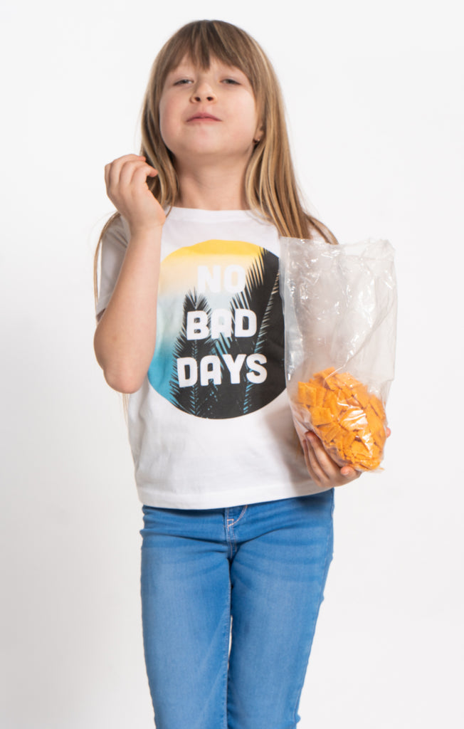 No Bad Days Toddler by The Laundry Room