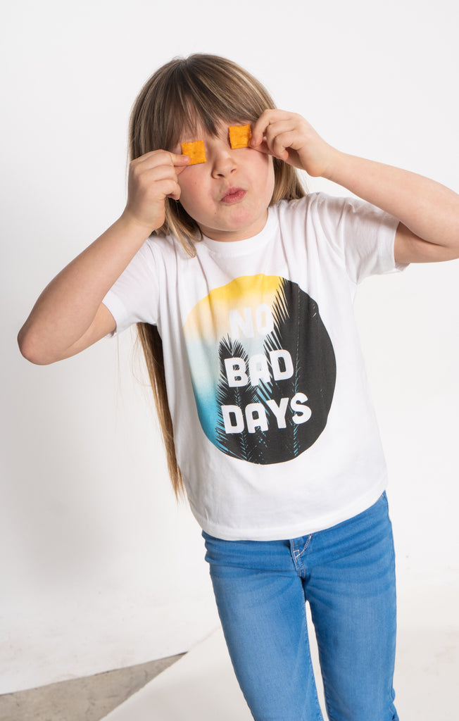 No Bad Days Toddler - The Laundry Room