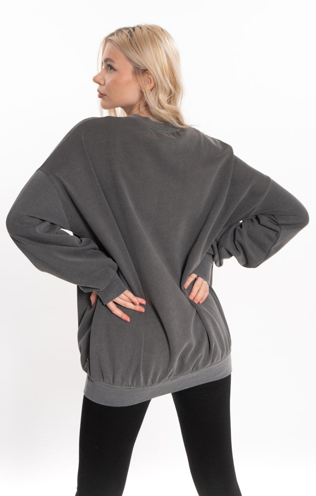 Taurus Jump Jumper - Galaxy Grey - The Laundry Room