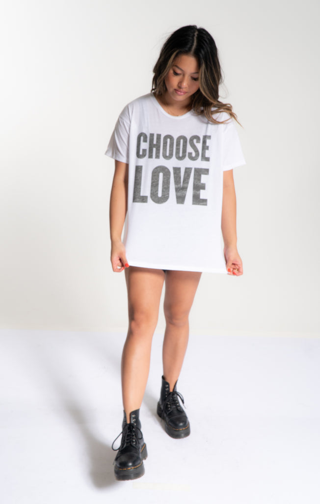 Choose Love Classic Tee by The Laundry Room