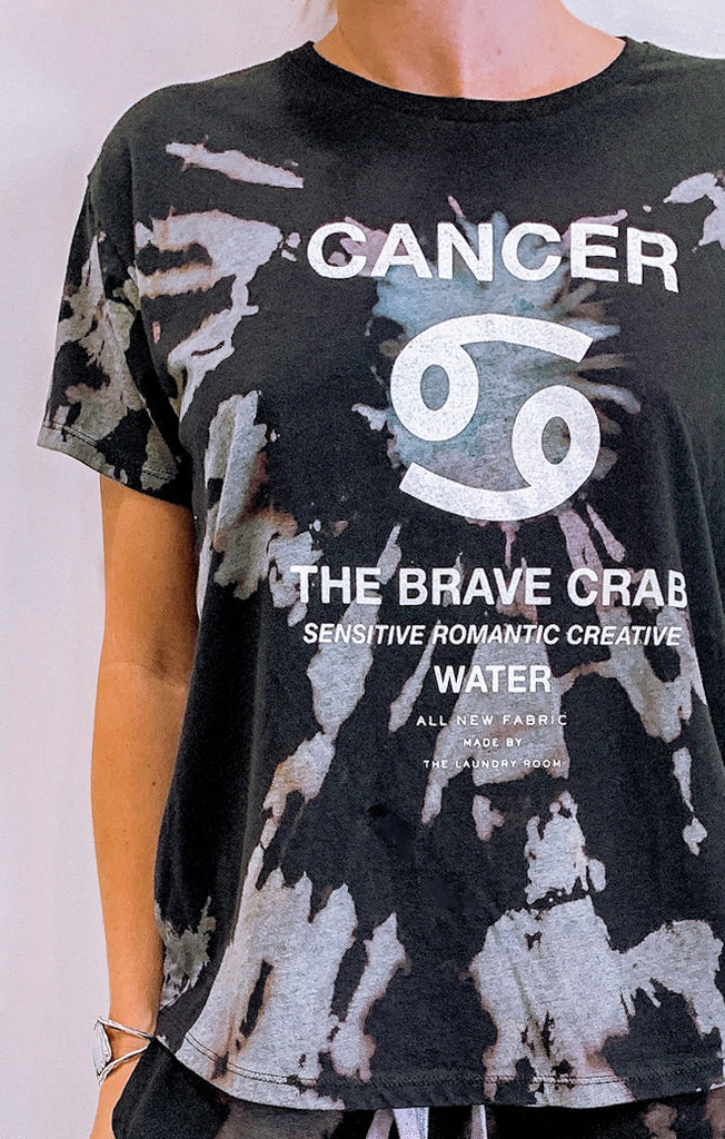 Team Cancer Classic Tee by The Laundry Room