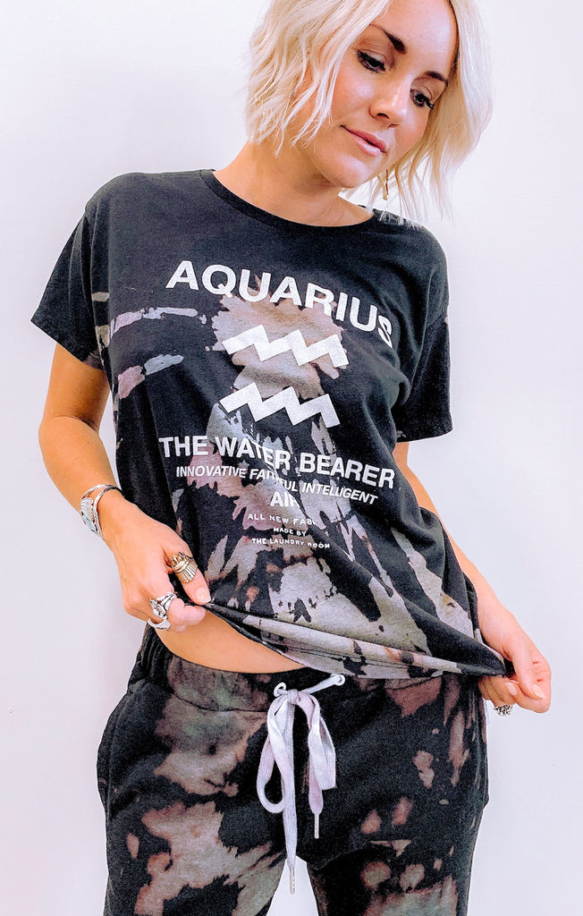 Team Aquarius Classic Tee by The Laundry Room