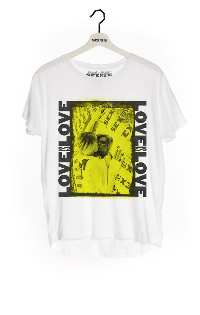 Love Is Love Flowy Tee