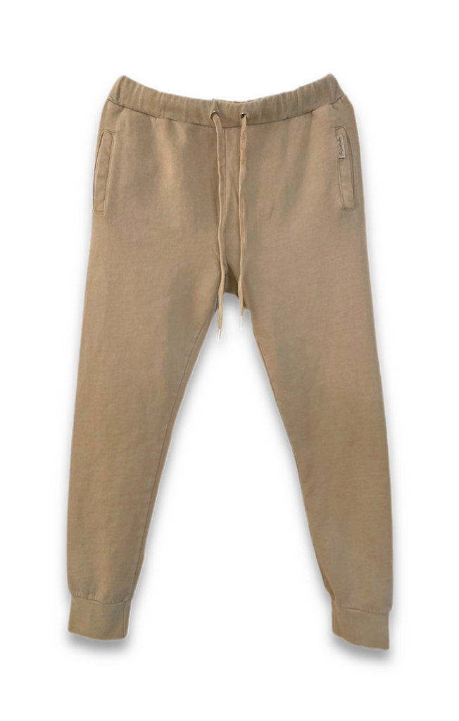 Stirrup Pants - Camel Gold - The Laundry Room