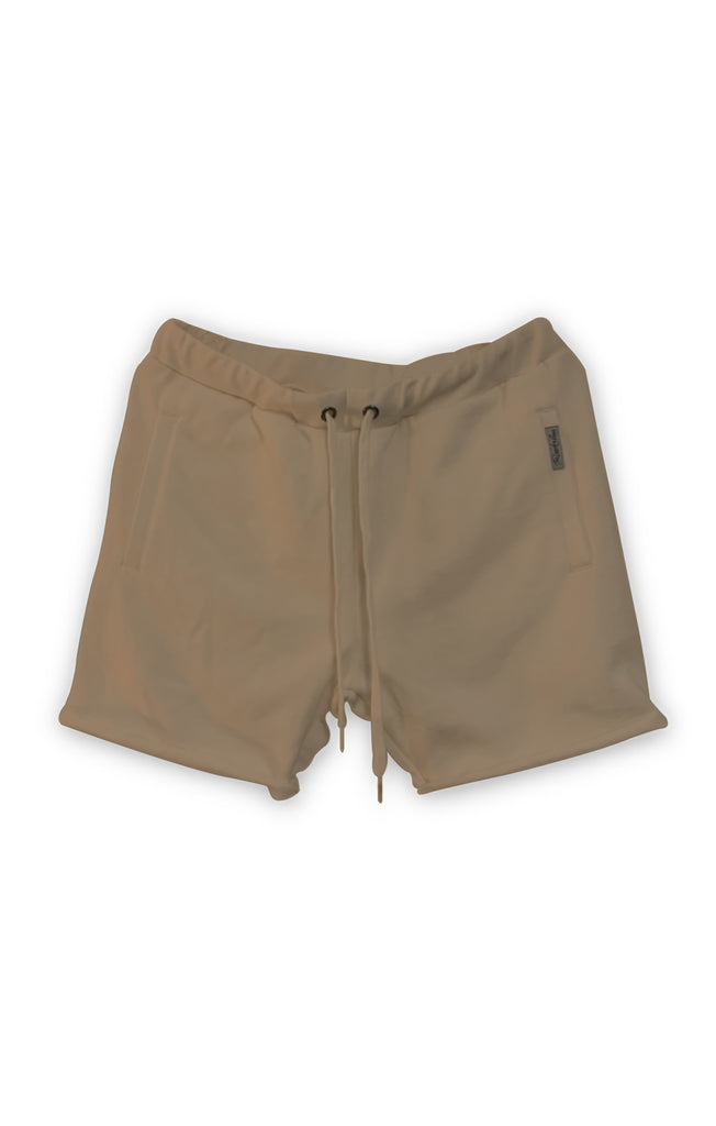 Off Duty Short - Camel Gold - The Laundry Room