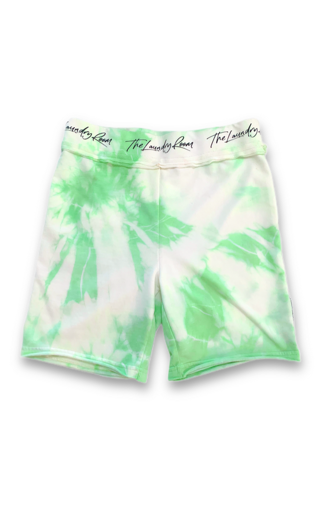 Runyon Biker Short - Neon Antifreeze - The Laundry Room