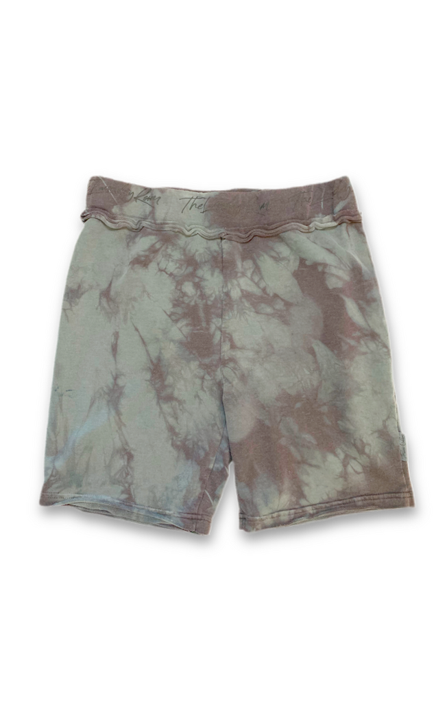 Runyon Biker Short - Dark Moon Dye - The Laundry Room