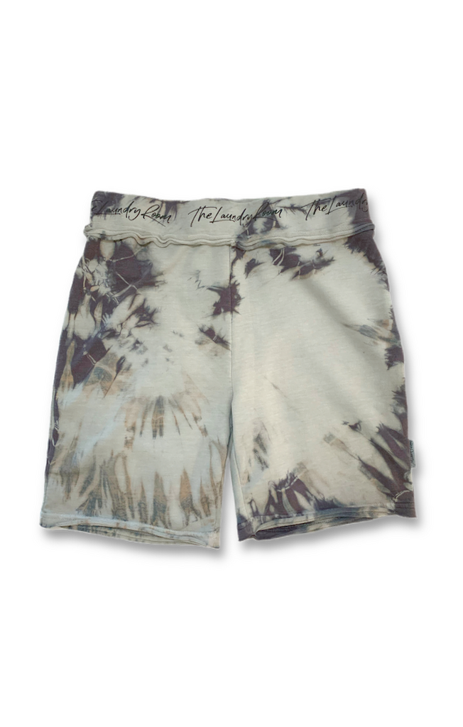 Runyon Biker Short - Moon Rock Dye - The Laundry Room