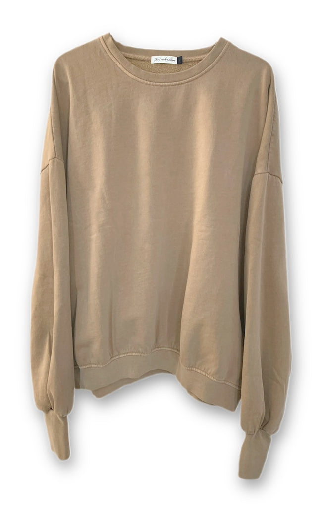 Jump Jumper - Camel Gold - The Laundry Room