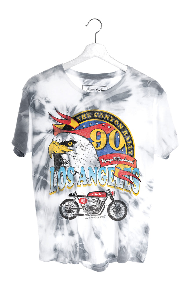 Canyon Rally Classic Tee by The Laundry Room