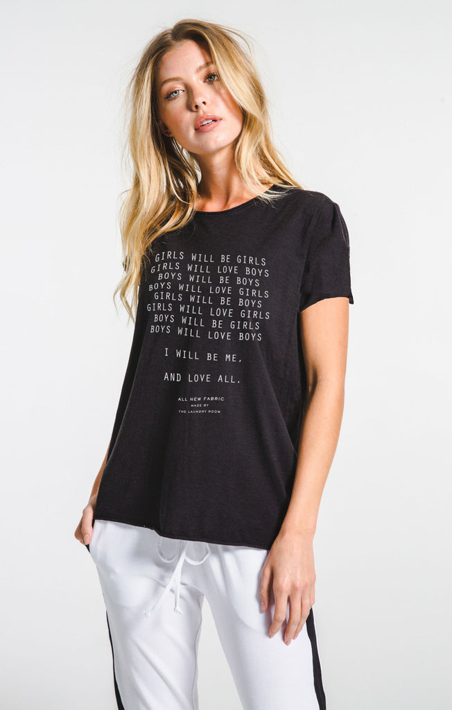 Love All Classic Tee - The Laundry Room