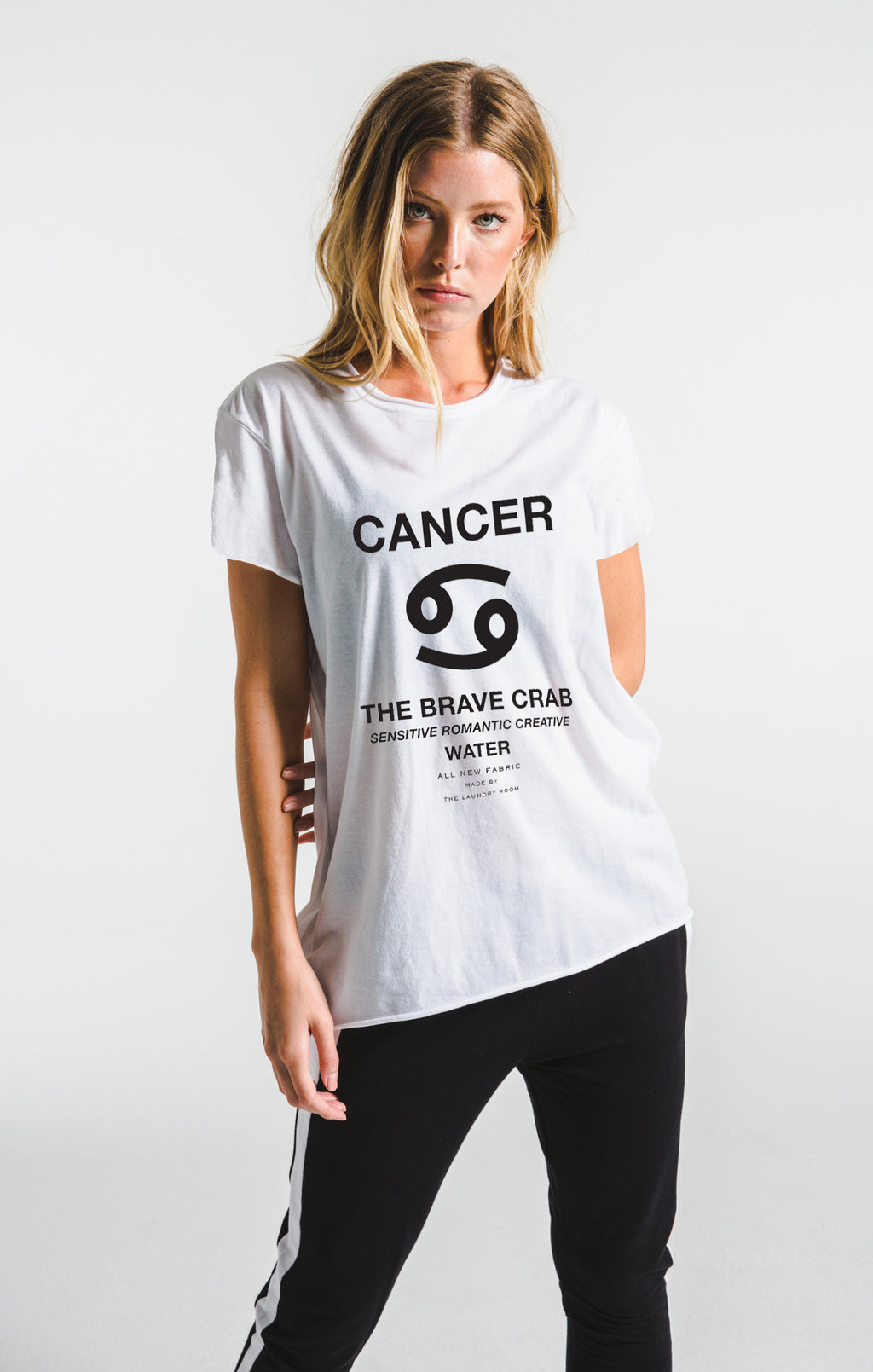 Team Cancer Classic Tee