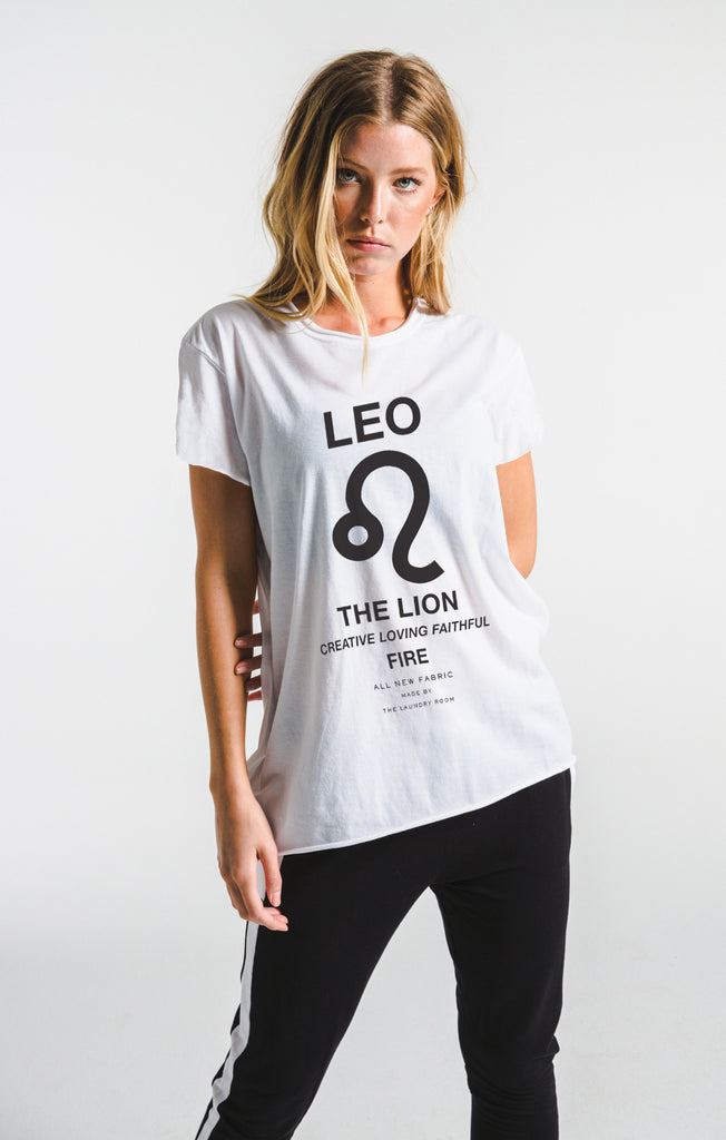 Team Leo Classic Tee by The Laundry Room