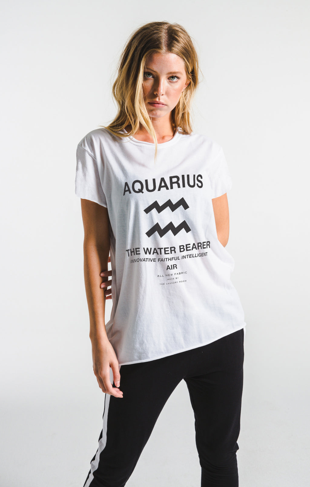 Team Aquarius Classic Tee