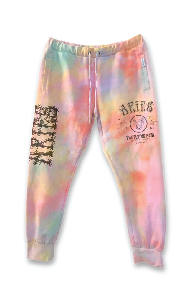 Aries Stirrup Pants - Warhol Dye - The Laundry Room
