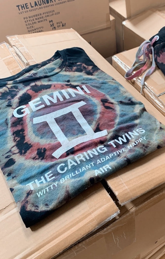 Team Gemini Classic Tee by The Laundry Room