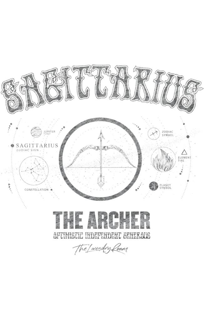 Sagittarius Classic Tee by The Laundry Room
