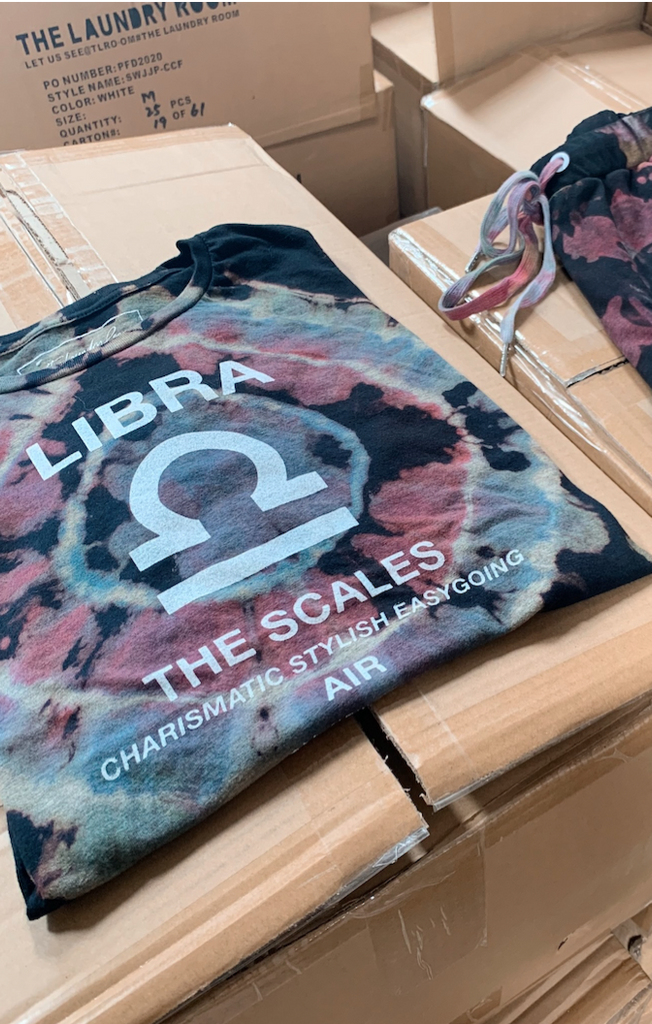 Team Libra Classic Tee - The Laundry Room
