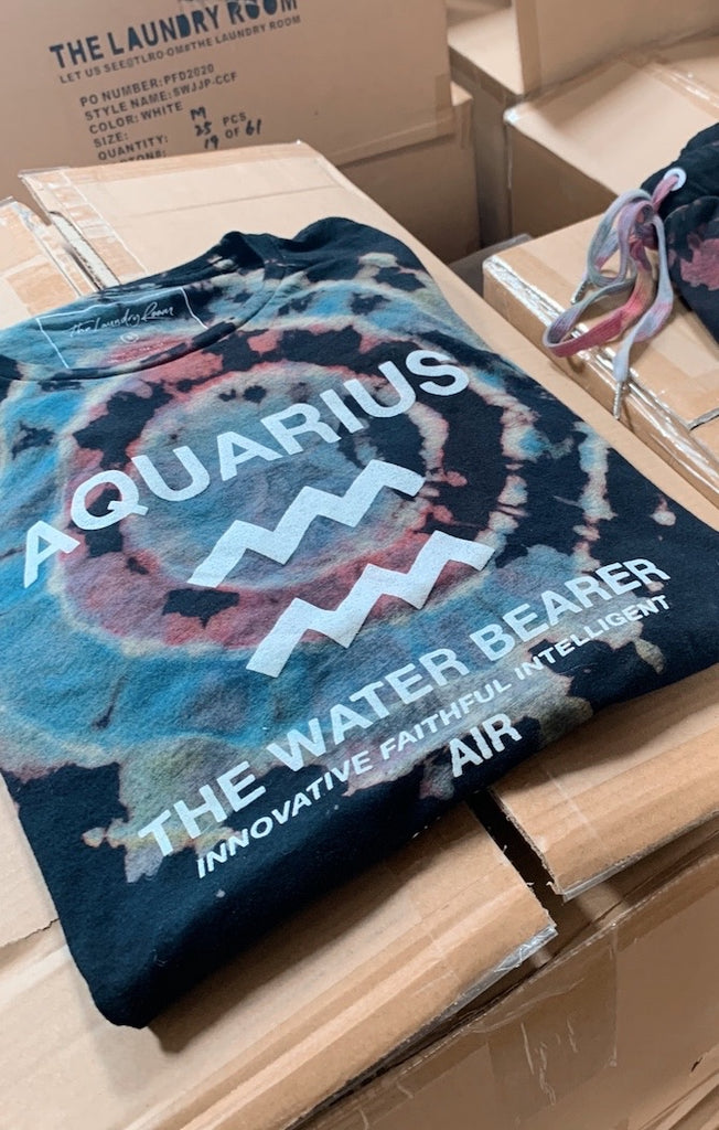 Team Aquarius Classic Tee - The Laundry Room