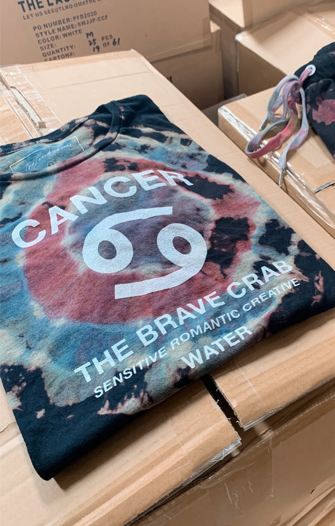 Team Cancer Classic Tee - The Laundry Room