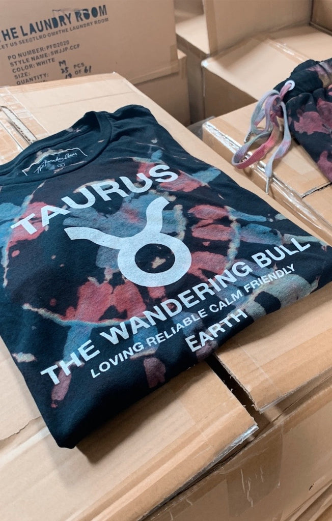 Team Taurus Classic Tee by The Laundry Room