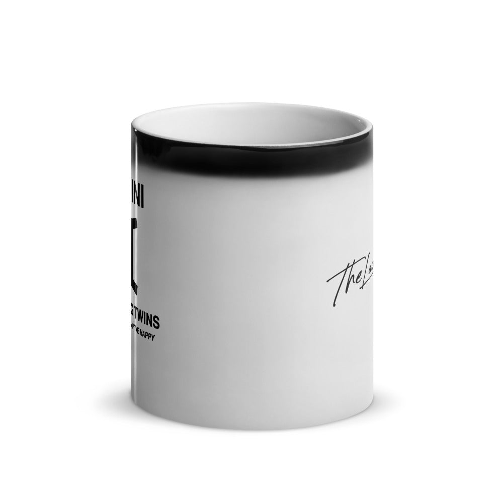 Gemini - Heat Changing Magic Mug by The Laundry Room